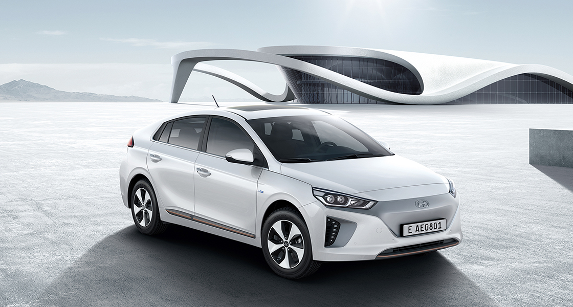 Hyundai IONIQ Electric| Галерея, фото| Хюндай Мотор Україна - фото 6
