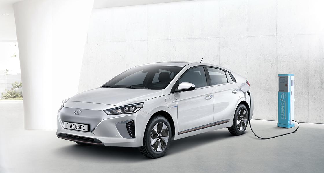 Hyundai IONIQ Electric| Галерея, фото| Хюндай Мотор Україна - фото 7