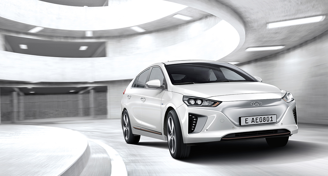 Hyundai IONIQ Electric| Галерея, фото| Хюндай Мотор Україна - фото 8