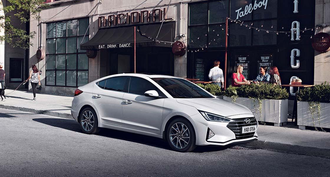 Hyundai New ELANTRA  Галерея, фото  Хюндай Мотор Україна - фото 8