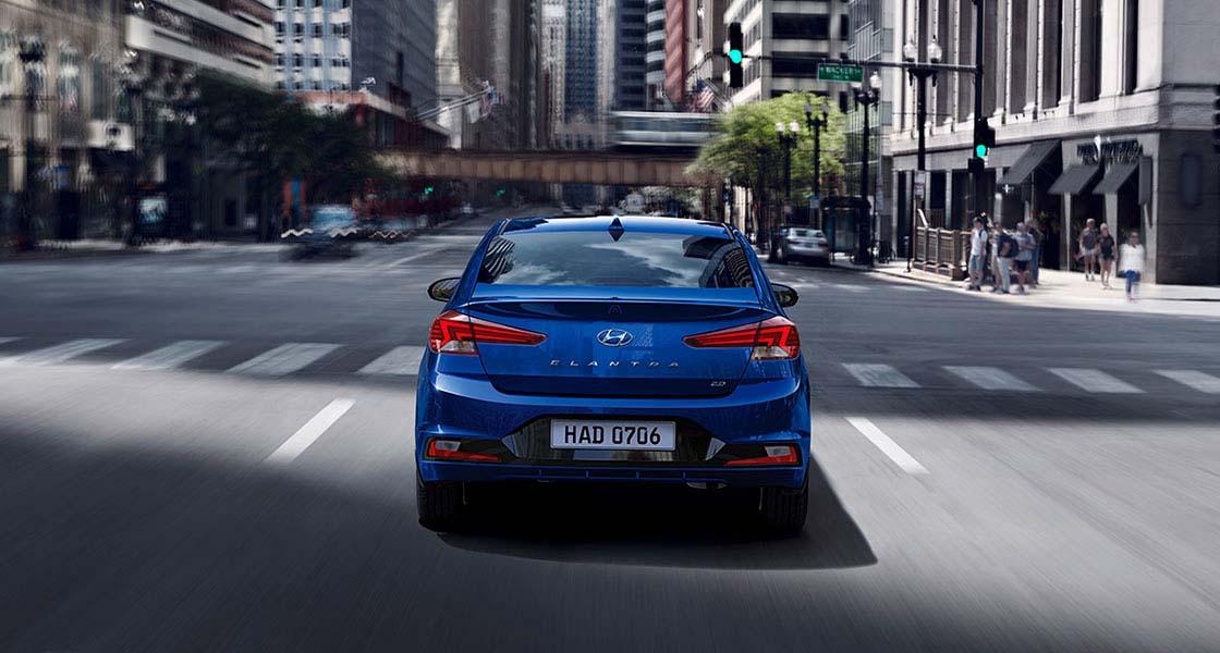 Hyundai New ELANTRA  Галерея, фото  Хюндай Мотор Україна - фото 9
