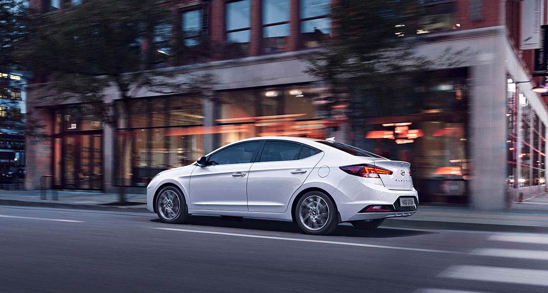Hyundai New ELANTRA  Галерея, фото  Хюндай Мотор Україна - фото 14