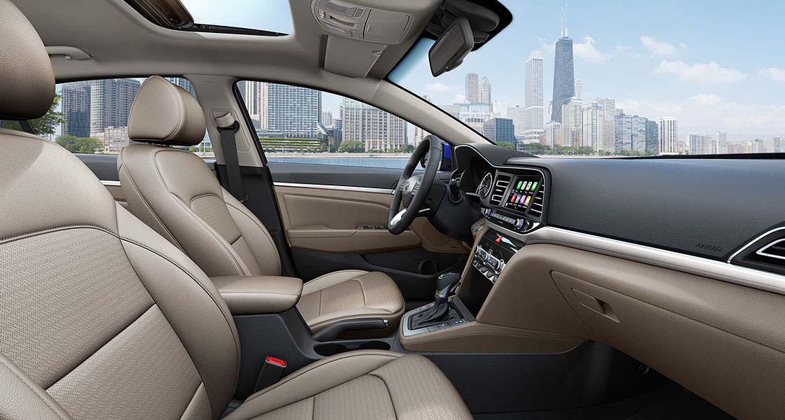Hyundai New ELANTRA  Галерея, фото  Хюндай Мотор Україна - фото 17