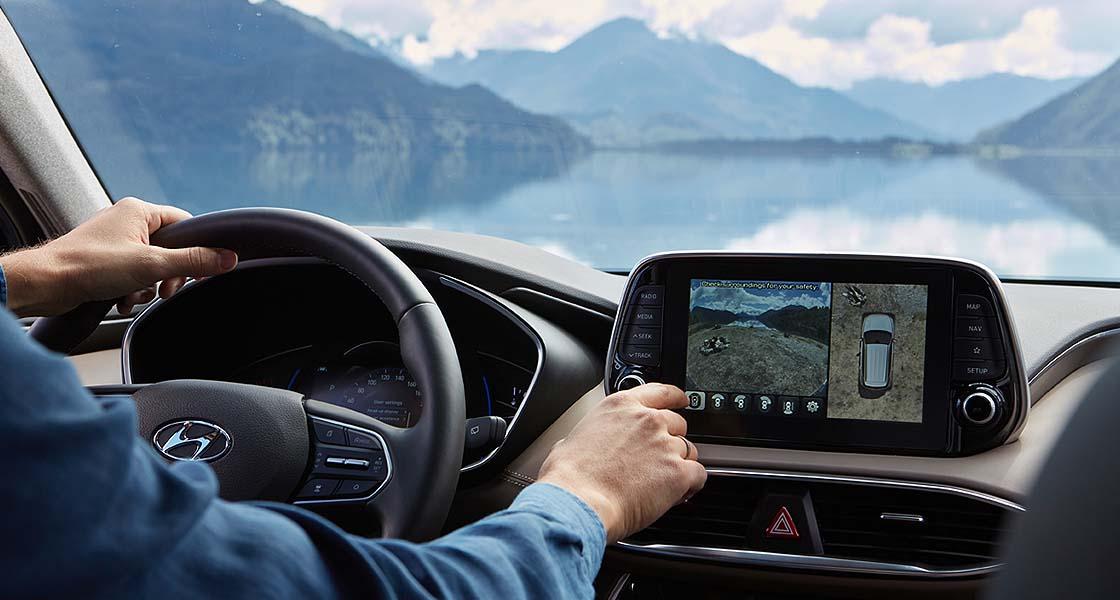 Hyundai New SANTA FE | Галерея, фото | Хюндай Мотор Україна - фото 6