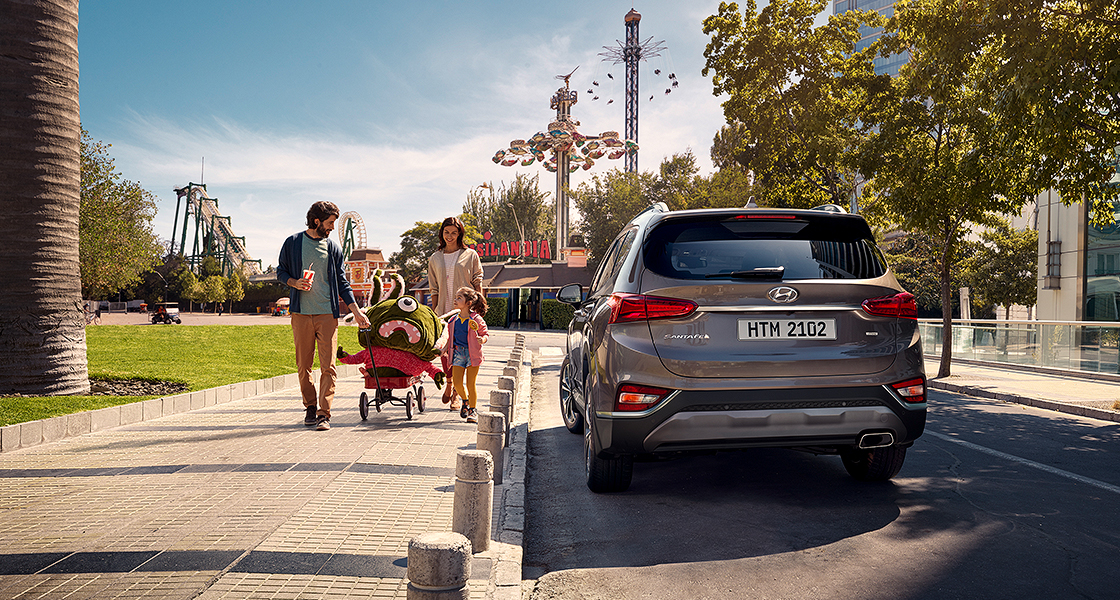 Hyundai New SANTA FE | Галерея, фото | Хюндай Мотор Україна - фото 23