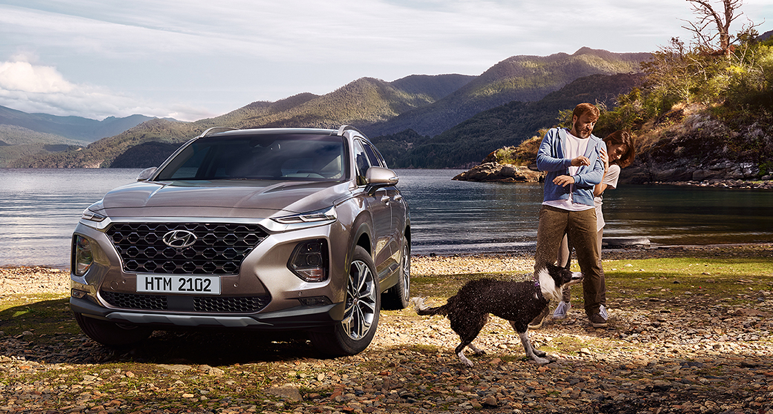 Hyundai New SANTA FE | Галерея, фото | Хюндай Мотор Україна - фото 27